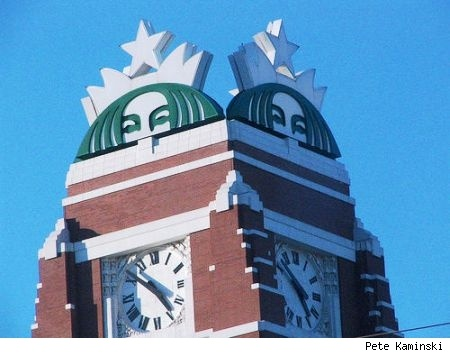 Seattle Starbucks