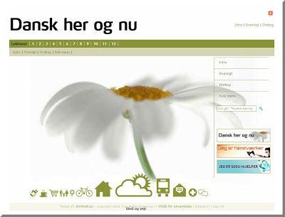 Skolestuen: Dansk her og nu - Andetsprogsundervisning for unge og voksne
