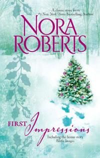 books by nora roberts | ... : First Impressions\Blithe Images (Book) by Nora Roberts (Author