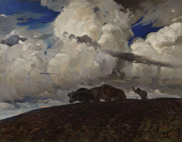 Ziemia - Ferdynand Ruszczyc