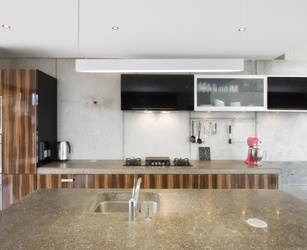Skerries Extension Kitchen Units  copyright: Shomera