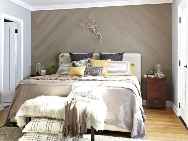How to Apply Stikwood Wall Paneling >> http://www.hgtvremodels.com/interiors/apply-stikwood-wall-paneling/index.html?soc=pinterest