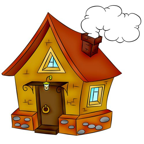 house winter clipart - photo #40
