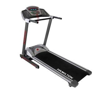 Διάδρομοι γυμναστικής και όργανα γυμναστικής online σε μεγάλη ποικιλία, άτοκες δόσεις και χαμηλές τιμές από το www.buyeasy.g Διάδρομος Γυμναστικής D-517 Hamilton