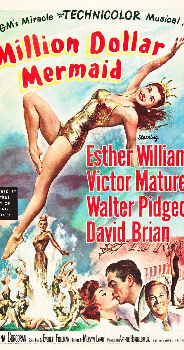 Million Dollar Mermaid (1952)         - IMDb