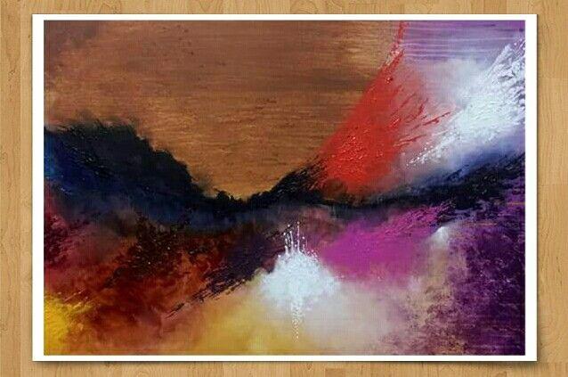 Textura-Acrilico sobre tela
