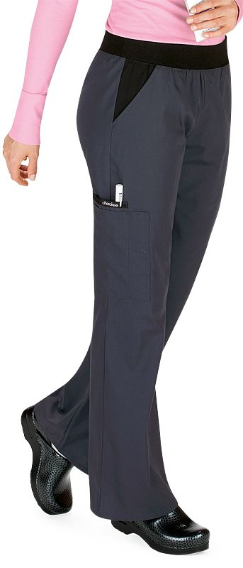 Scrubs - Cherokee Flexibles Flare Leg Scrub Pant | Lydias Scrubs and Nursing Uniforms $22