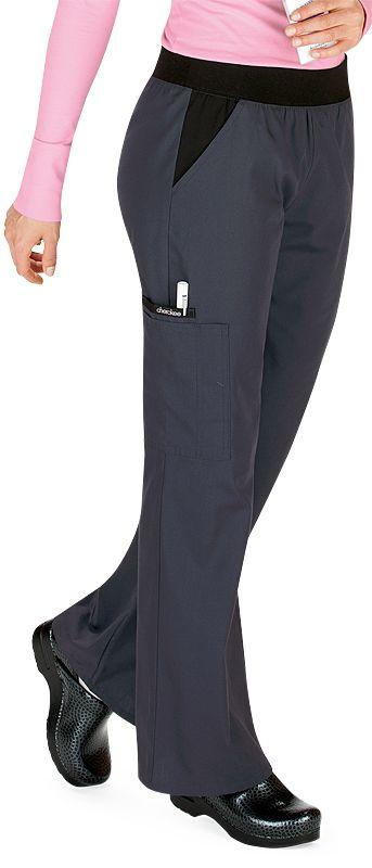 Scrubs - Cherokee Flexibles Flare Leg Scrub Pant | Lydias Scrubs and Nursing Uniforms $22