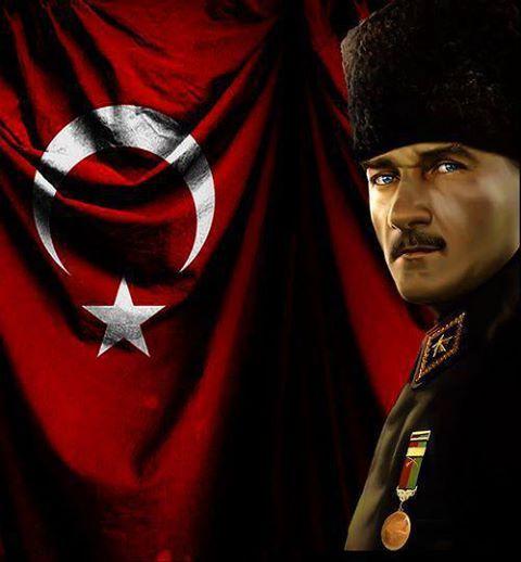 ♡MUSTAFA KEMAL ATATÜRK♡-♡TÜRK BAYRAĞI♡-Turkish Flag