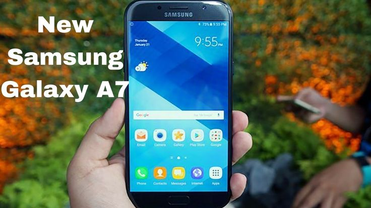 New Samsung Galaxy A7(2017) Review|Awesome Smartphone Features For New S...