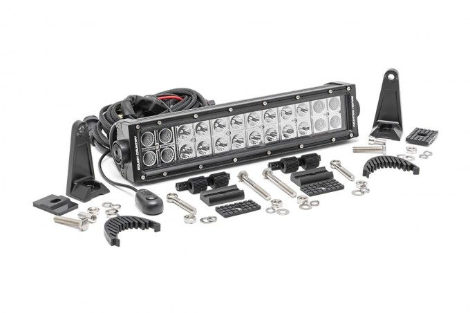Chrome Series LED Lights  | Off-Road LED Lights | Lighting & Accessories | Rough Country Suspension Systems®