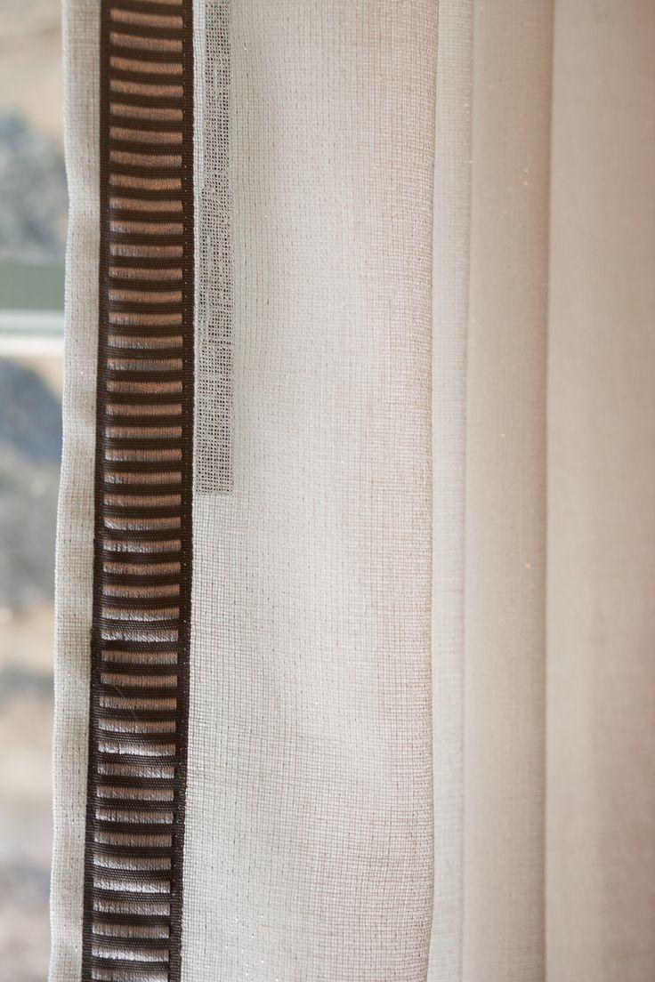 Hospitality and hotel window treatments sheer shades solar screen - Custom Drape Fabric And Decorative Tape Fabric By Fabricut Donia Antique Custom Drapesdecorative Tape