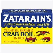 Crawfish, Shrimp and Crab Boil - In a Bag