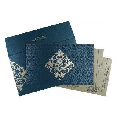 Gujarati Wedding Cards | G-8257G | 123WeddingCards