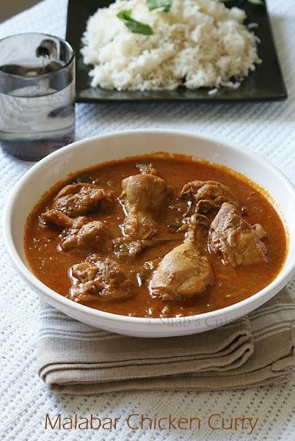 Malabar Chicken Curry