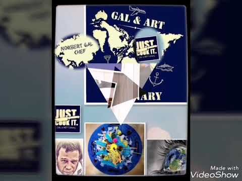 GAL & ART Culinary***JUST COOK IT.*** - YouTube