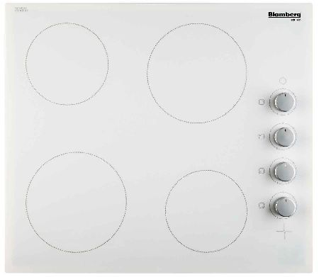 Blomberg MKN24201W 60CM ,CERAMIC ELECTRIC HOB BLOMBERG MKN24201W Ceramic Hob: The Blomberg MKN 24201 W ceramic hob comes in a white finish and is suitable for kitchens of various sizes. It has an average size of 60cm wide and 51cm deep. This make http://www.MightGet.com/february-2017-1/blomberg-mkn24201w-60cm-ceramic-electric-hob.asp