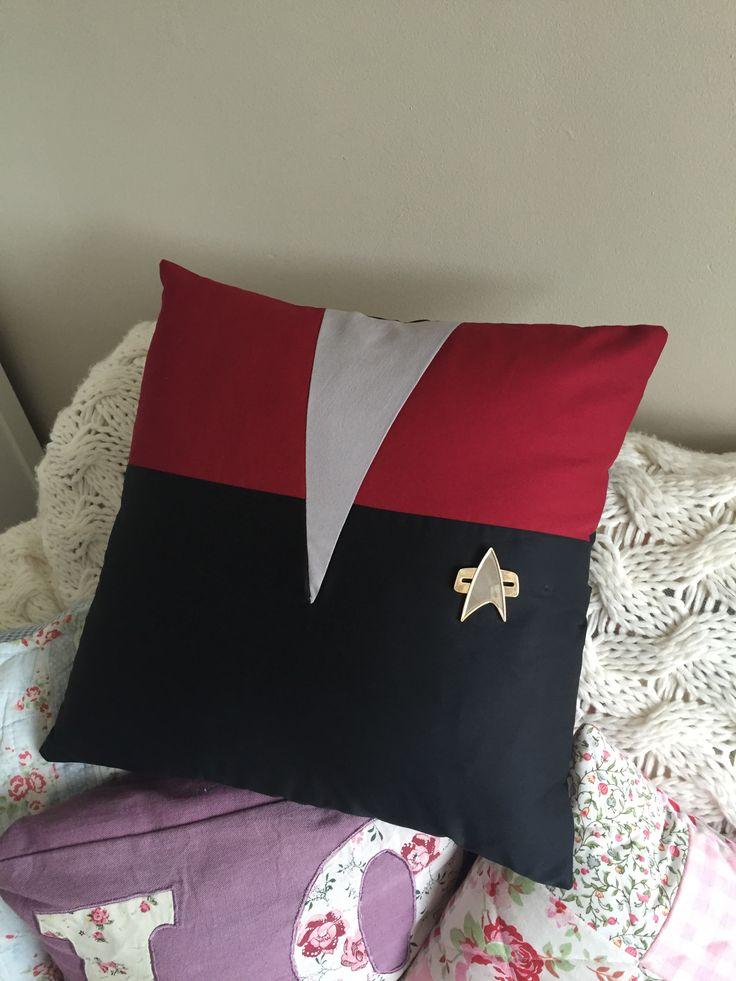 Star Trek cushion