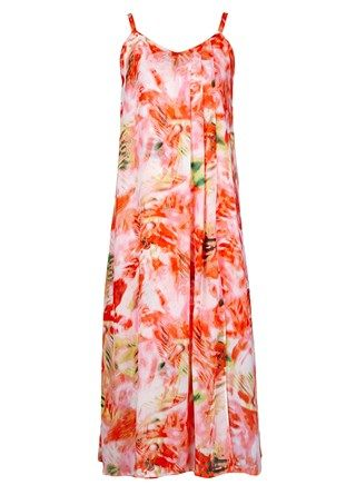 A gorgeous pick for summer days that can be glamourised for summer nights!