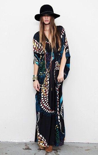 Issa: Long Dresses, Boho Chic, Maxi Dresses, Graphics Prints, Bohemian Dresses, Fashion Looks, Resorts Wear, Boho Style, Tribal Prints