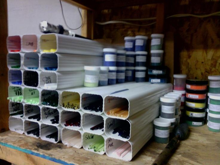 51 best alternate uses 4 gutter downspout images on pinterest the melting pot diy color racks gutter downspout solutioingenieria Gallery