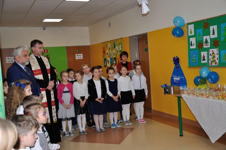 Otwarcie źródełko w Szkole Podstawowej w Izabelinie