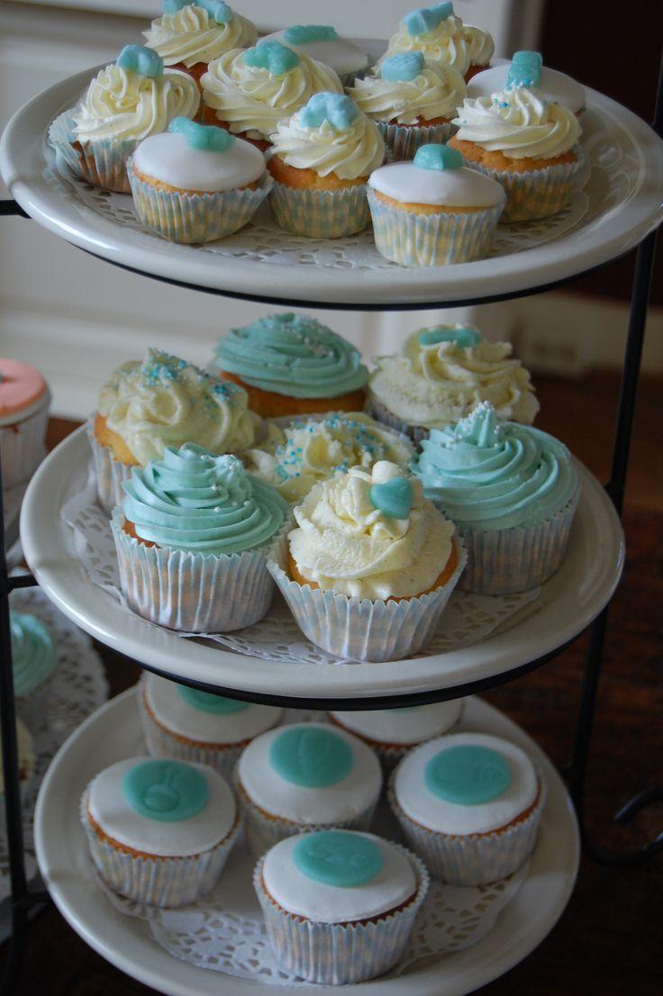 Geen kraamfeest compleet zonder cupcakes