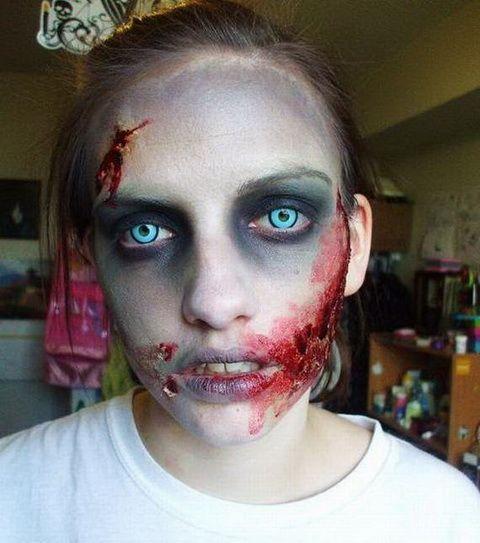 8 best Halloween Ideas images on Pinterest - zombie halloween ideas