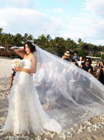 이혜영 하와이 결혼 사진/ 웨딩사진 : 네이버 블로그