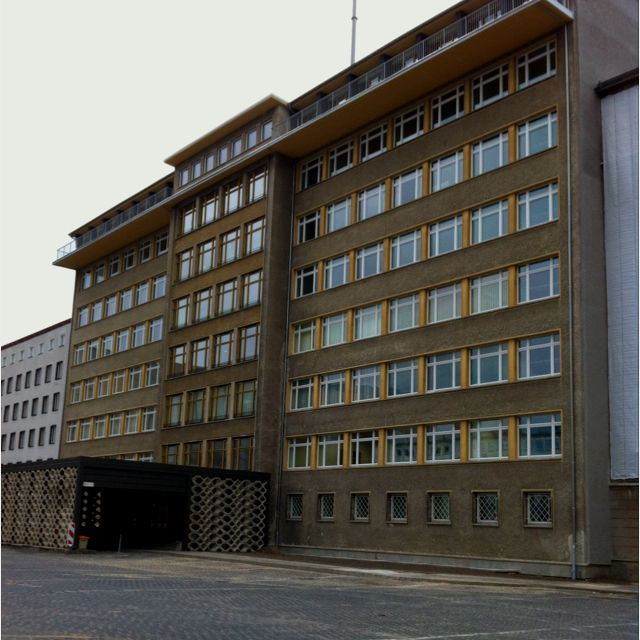 Stasi offices, Berlin