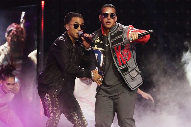 2018 Billboard Latin Music Awards: Who Will Win Artist of the Year? Vote!   Ozuna and Daddy Yankee perform together at the Latin Billboard Awards on April 27, 2017 in Coral Gables, Fla. -- Billboard