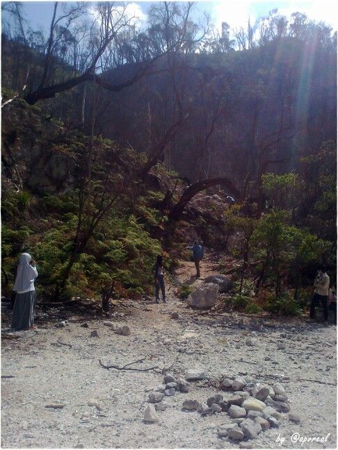 Place of Kawah putih #Subhanallah