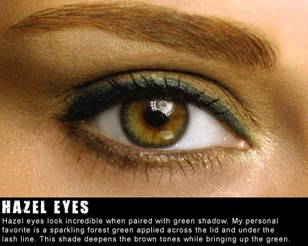 33 best My Eyes-the facts on Hazel Green eyes images on ...
