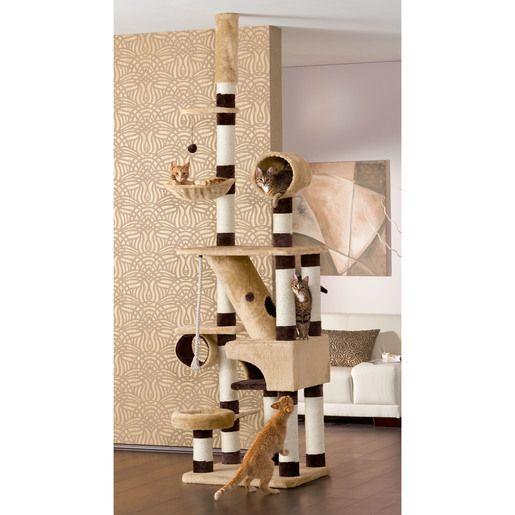 74 besten kratzbaum bilder auf pinterest katzenm bel. Black Bedroom Furniture Sets. Home Design Ideas