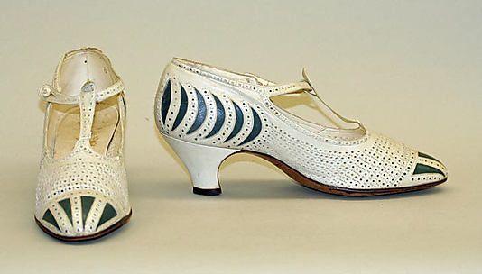 1900-1920 ladies shoes