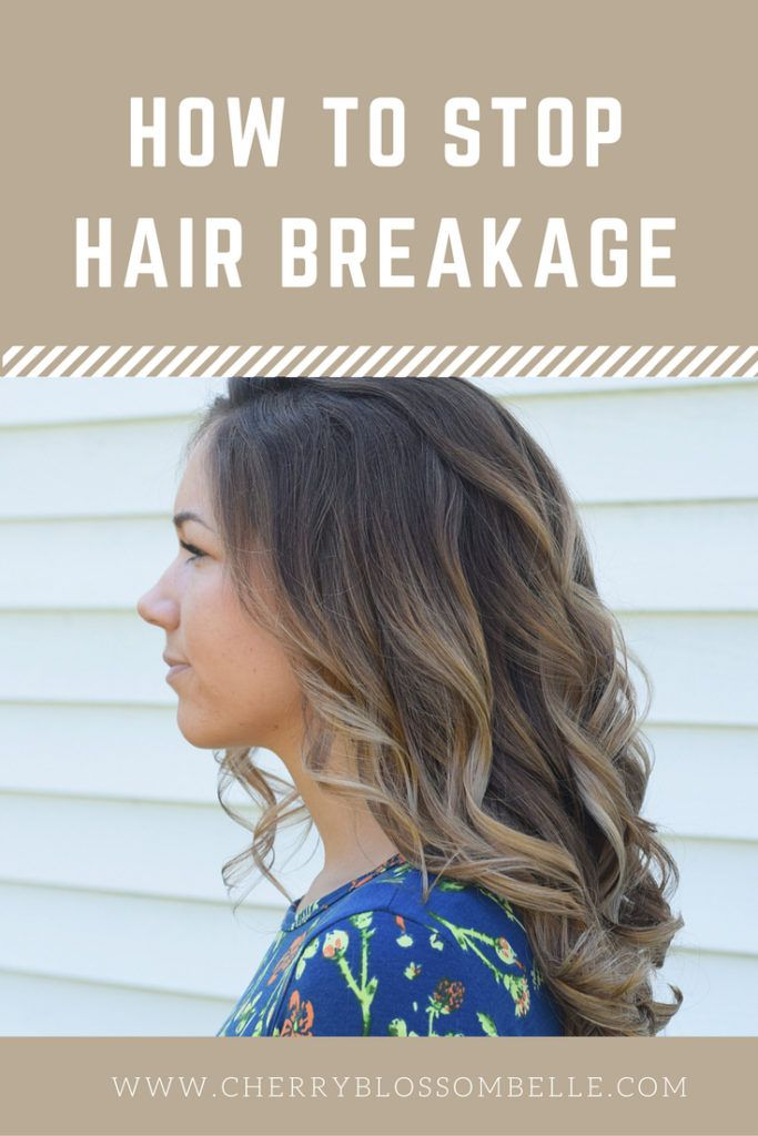 How To Stop Hair Breakage And Hair Damage With Black How ...