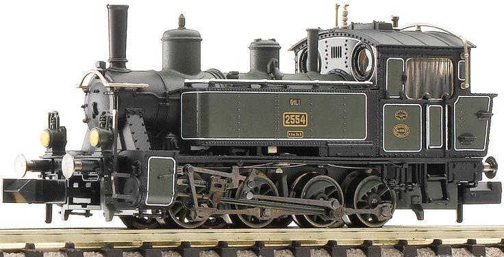 Steam locomotive, class GtL 4/4