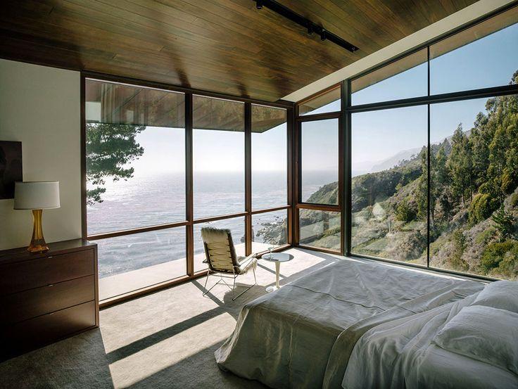 30 Modern Floor to Ceiling Windows 15