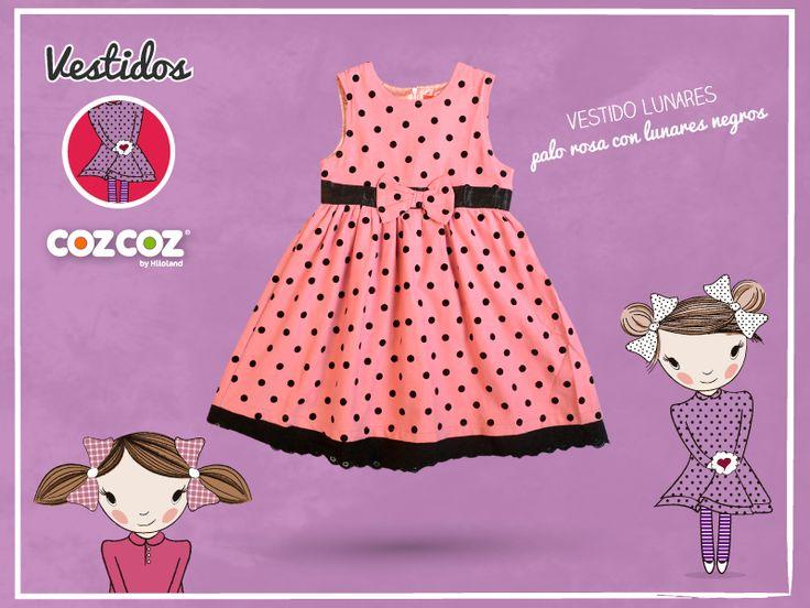 Colección Otoño-Invierno 2015 Coz Coz Vestidos