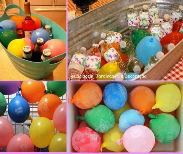 Great Idea To Keep Beverages Cold At A Kids Party Food IdeasBirthday