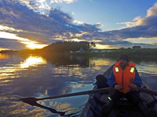 Jouttensuvannon loma, Torniojoki