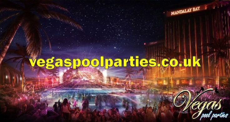 Daylight Vegas Pool Party at Mandalay Bay Hotel Las Vegas