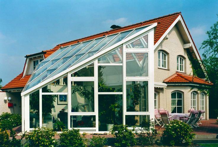 11 besten wintergarten aluminium bilder auf pinterest. Black Bedroom Furniture Sets. Home Design Ideas