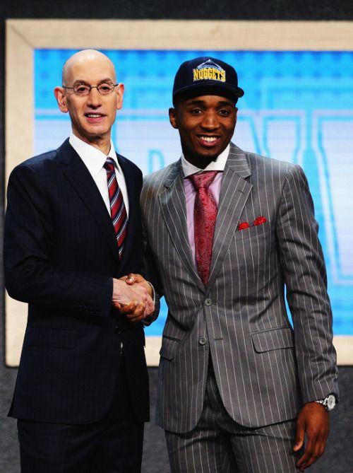 2017 NBA Draft - 13th Pick:Denver Nuggets - Donovan Mitchell http://ift.tt/2rLtQLe