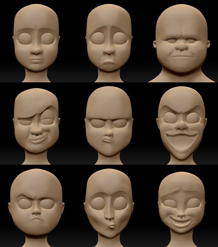 An Ordinary School Day - Rough Heads by Eder Carfagnini (2014)