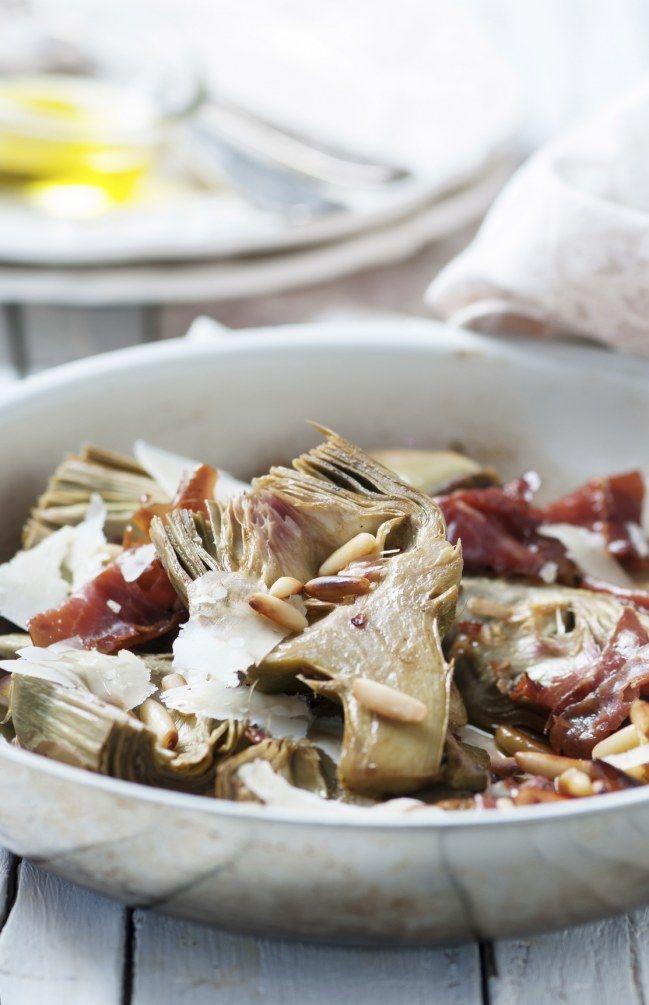 L 39 artichaut comment le cuisiner recettes sal es plats sal s artichaut poivrade et recette - Comment cuisiner l artichaut ...