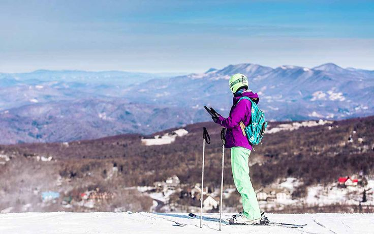 Beech Mountain, North Carolina celebrates 50 years as the highest ski area east of the Rockies with special deals and new-and-improved amenities.