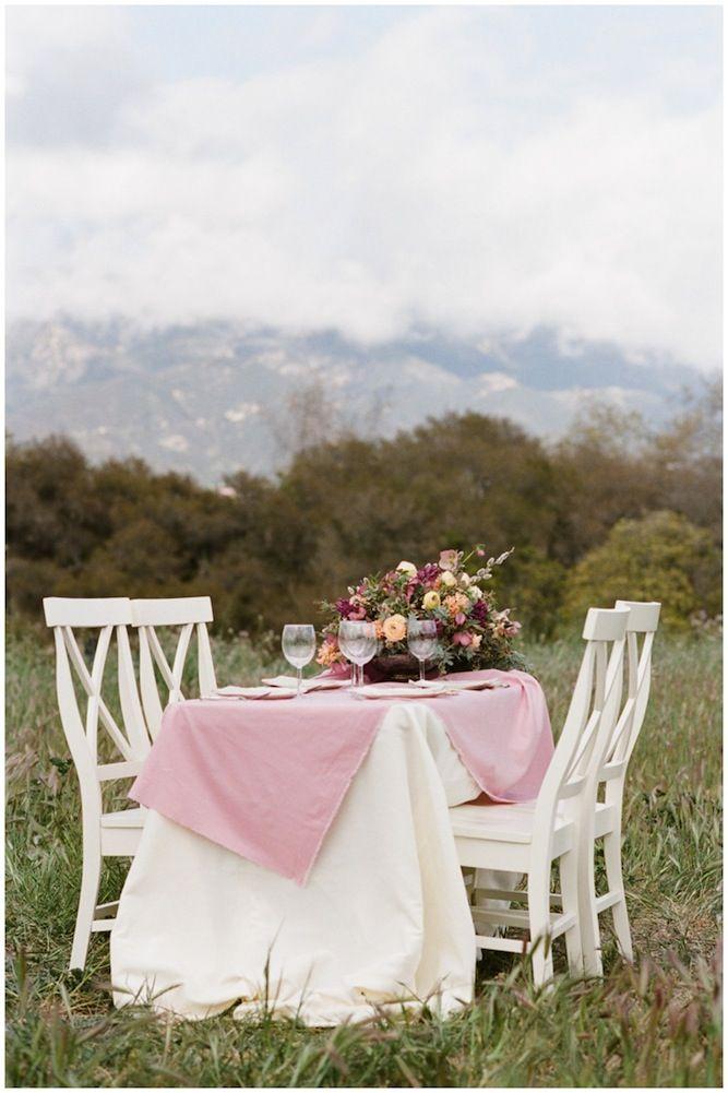Soft, Rustic, Romantic Wedding Inspiration Shoot | Bridal Musings