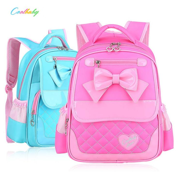4cd9b7bb52a High Quality Brand Waterproof School Bags for Girls Big Butterfly SchoolBag  Children Backpack Mochila Escolar For