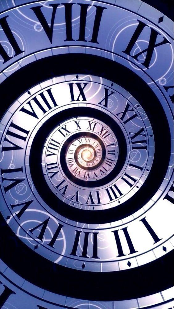 ...the clock is striking twelves.